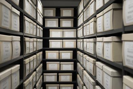 Archivieren Aufbewahrungsfrist