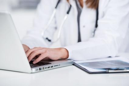 Digitalisieren Elektronische Patientenakte