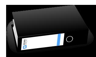 Ordner scannen und digitalisieren